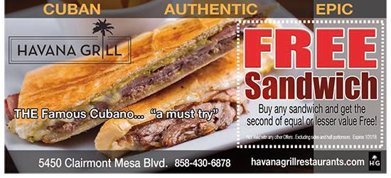 Havana Grill 1